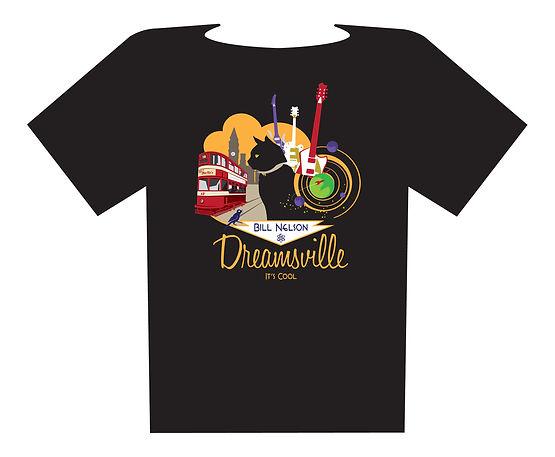 Bill Dreamsville tshirts dreamsville gro