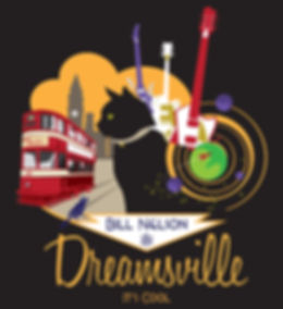 Bill Nelson Dreamsville Group Shirtweb.j