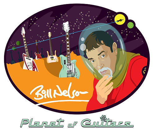 Bill Nelson Planet of Guitars Shirtweb.j