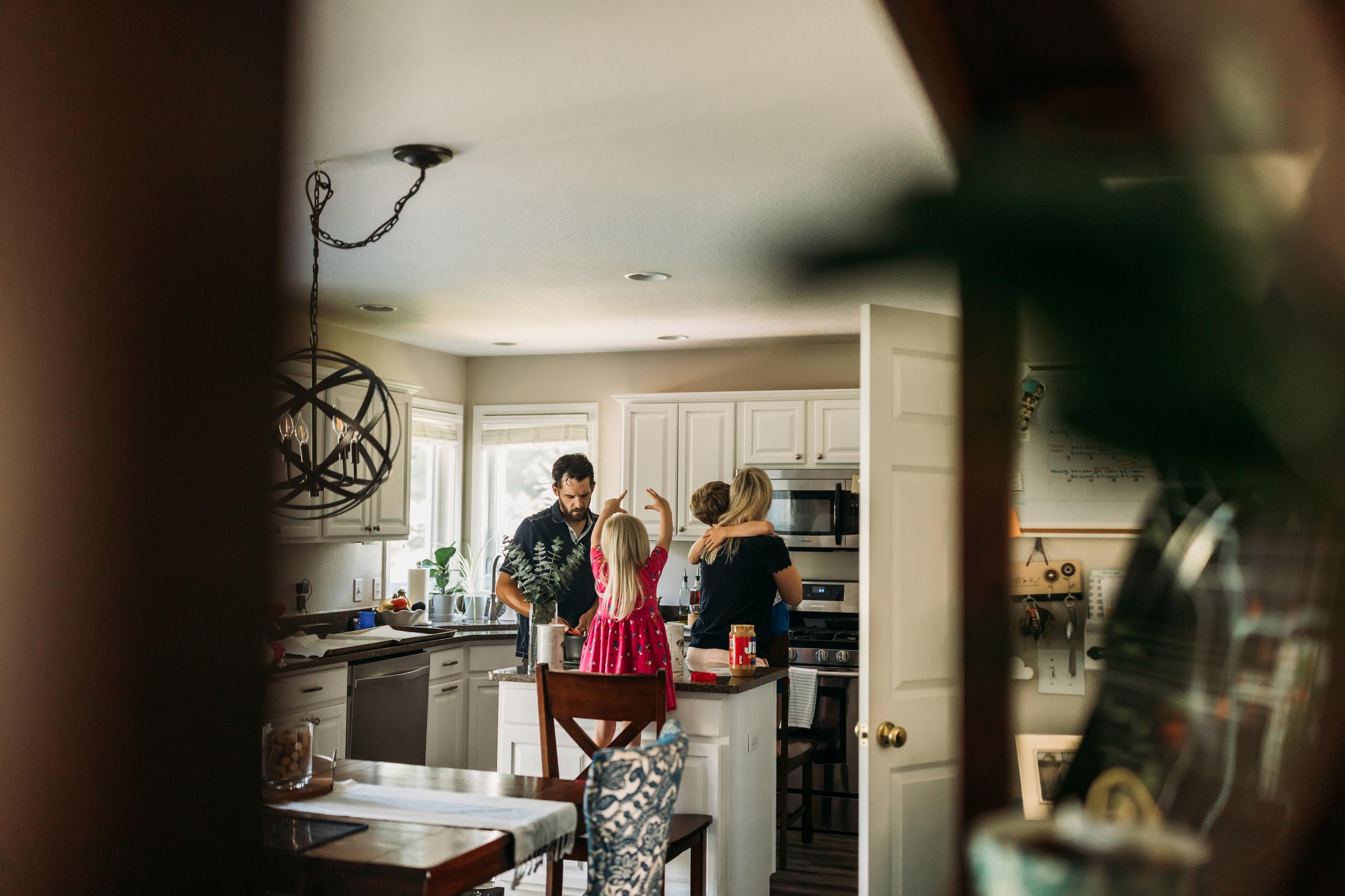 Lifestyle Family photographer