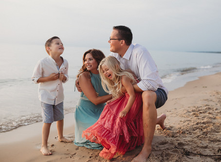 The Kasper Family | South Haven, MI