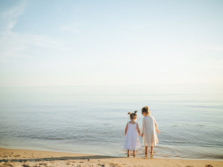 A day at the beach | South Haven, MI