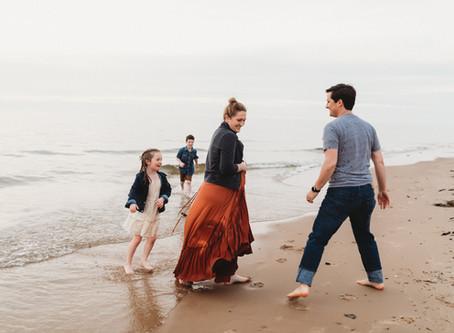 Olsen Family | Lake Michigan Film