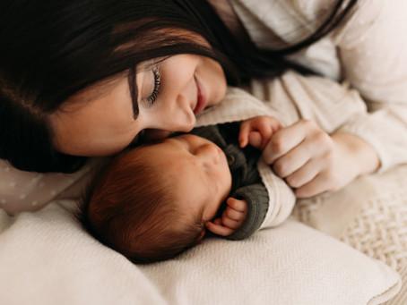 Caelum Newborn | Kalamazoo Newborn Photographer