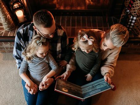 Smith Family Christmas | Kalamazoo Family Photography + Filmmaker