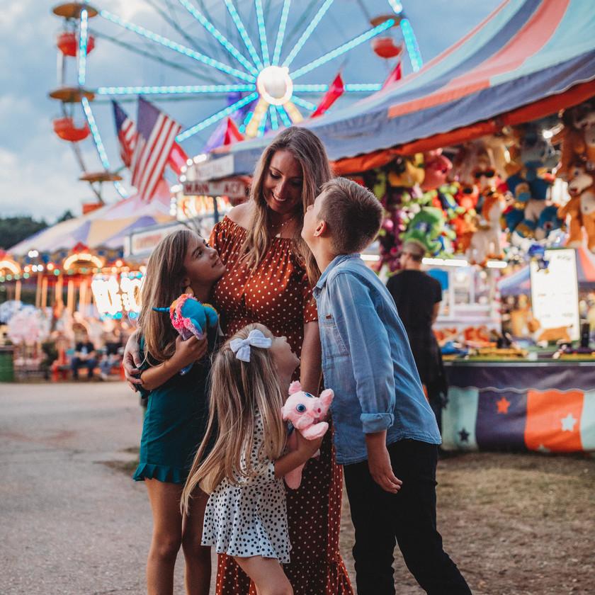 carnival session kalamazoo allegan county fair video