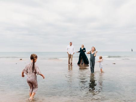 Lake Michigan Family Photography + Films | St Joe, MI