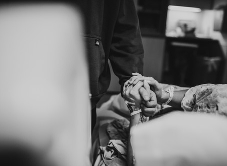Ranney Baby | Kalamazoo Bronson Birth Photographer + Videographer