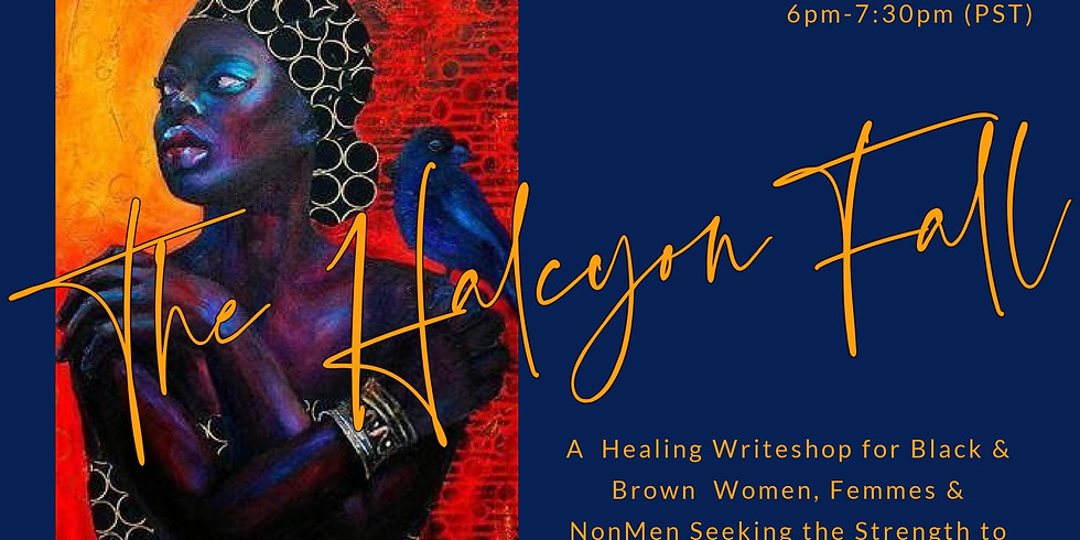 The Halcyon Fall: Celebrating Womyn's Month!