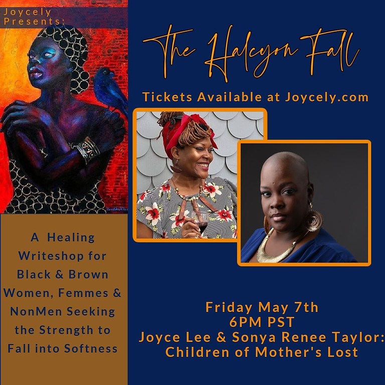 The Halcyon Fall: Sonya Renee Taylor, Children of Mother's Lost