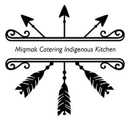 Micmaq catering LOGO b:w.png