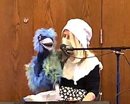 Eva sings Happy Thanksgiving 11 2020 fre