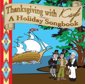 Thanksgiving CD for children