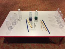 Water bottels Guiro