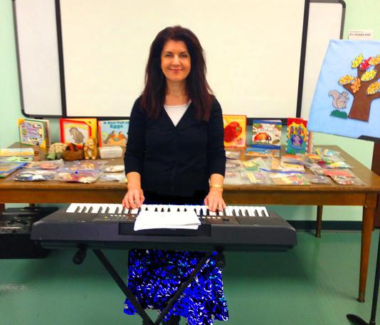 FeltSongs Workshop with Kayli Joseph