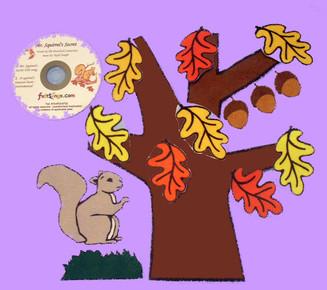 Mr. Squirrel's Secret