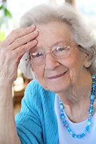 Medicare age lady
