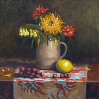 """"""" Flowers From The Garden """""""