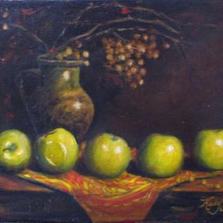 """ Green Apples """