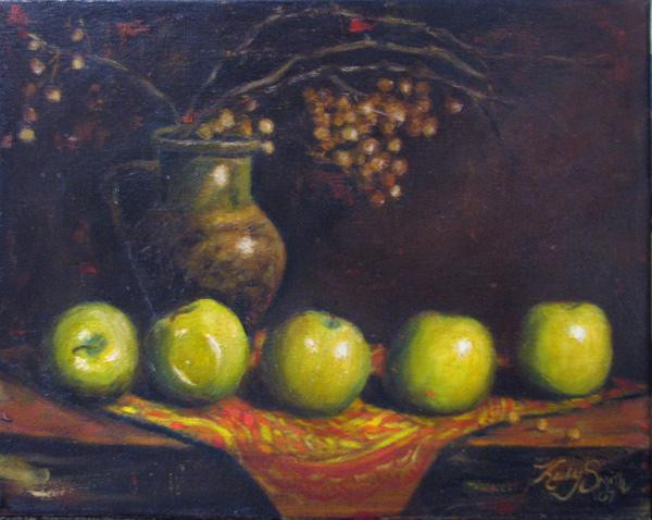 """ Green Apples """