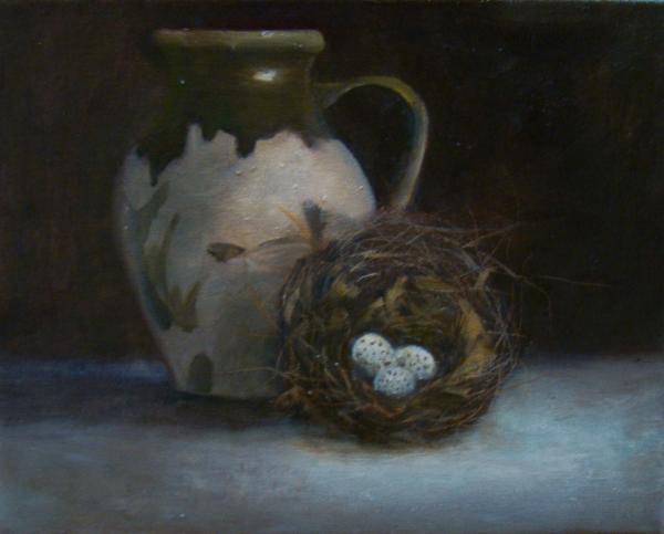 """ Pottery & Birdnest """