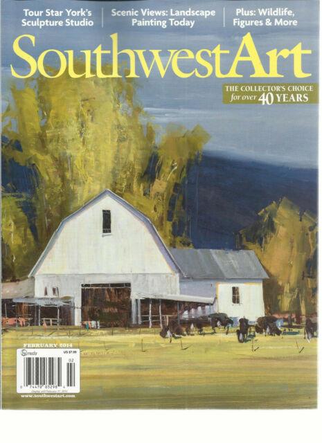 Southwest Art February 2014 issue.jpg