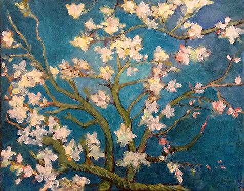 Van Gogh Almond Branch