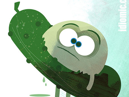 In a pickle? Here's 4 Steps to get out of it!