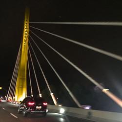 Ponte Estaiada - Barra da Tijuca, RJ