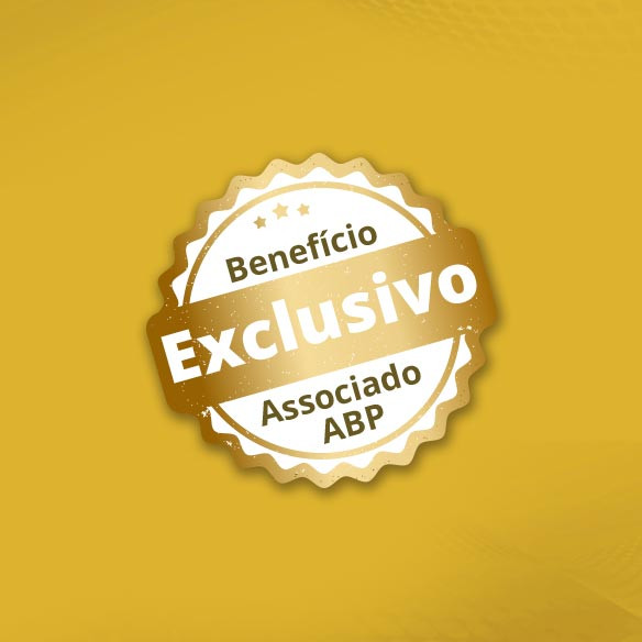 Selo Benefício Exclusivo Associado ABP