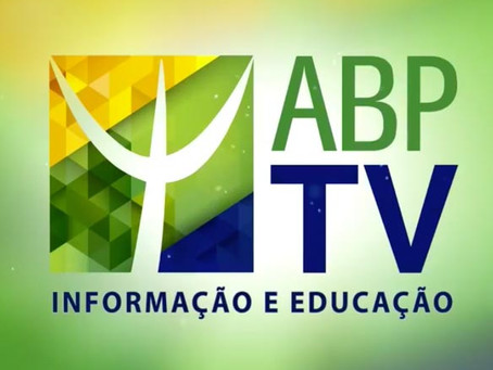 """""""Saúde mental nos serviços primários de saúde"""" é o tema do ABP TV"""
