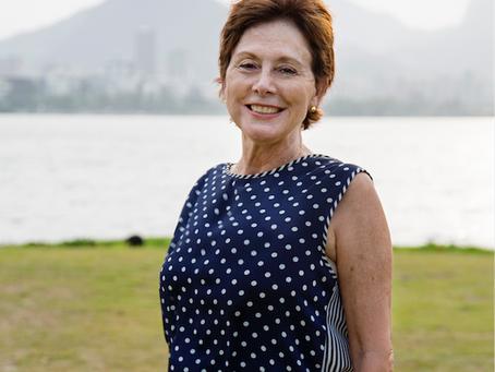Dra. Vera Lemgruber - Orgulho de psiquiatra