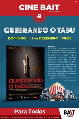 Cine Bait - Quebrando o Tabu
