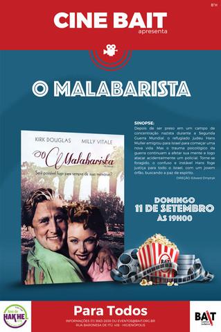 CINE BAIT - O MALABARISTA
