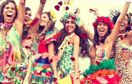 Se prepare para curtir o Carnaval Saudável!