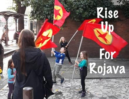 Rojava: dal 1° novembre 2014                    al 1° novembre 2019