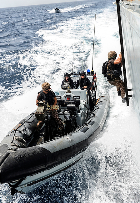 Sea Search & Rescue