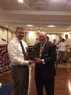 Scott Dittrich William T Murphy Sight Award