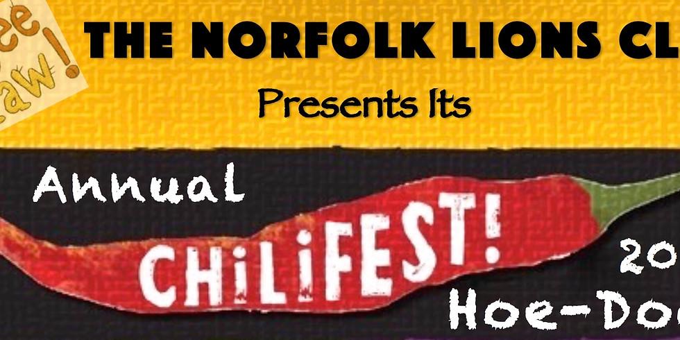 Chili Fest Hoe-Down