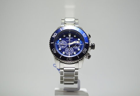 Special Edition Seiko Prospex Save The Ocean Chronograph