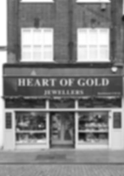 Heart of Gold Jewellers Brentwood