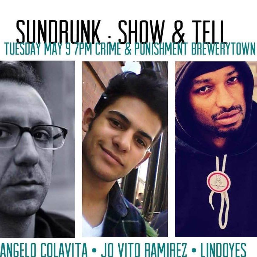 Sundrunk Poet Series