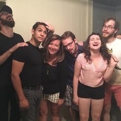 Ryan Rebel Presents: Improv Comedy