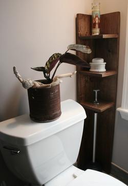 Corner Shelf [Bathroom]