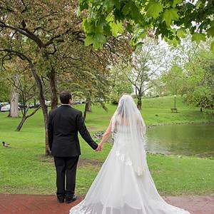 Edwards & Hogan Wedding