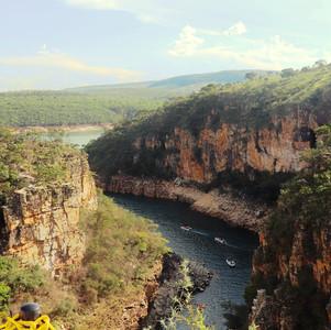 Mirante dos Canyons: paraíso das selfies