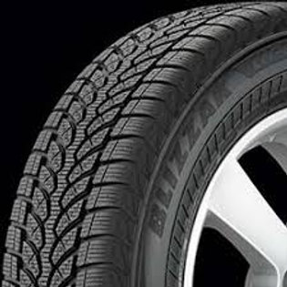 Set of 4 - 235/55/17 NEW Bridgestone Blizzak LM-80 Tires