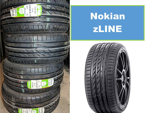 Pair of 2 - 295/35/21 NEW Nokian Tires