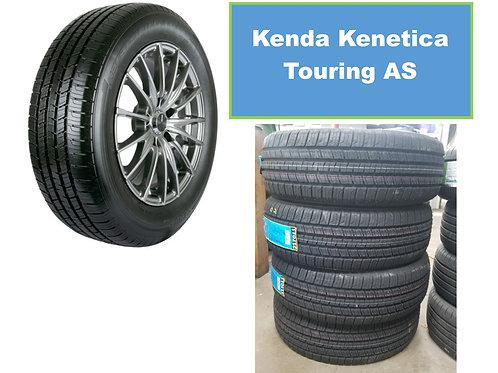Set of 4 - 195/60/15 NEW Kenda Tires