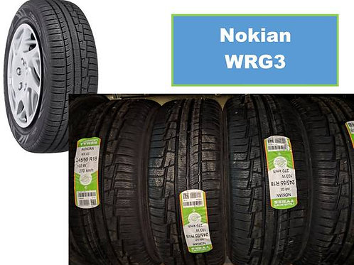 Set of 4 - 275/40/21 NEW Nokian Tires
